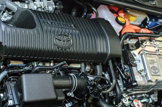 motor hybridu