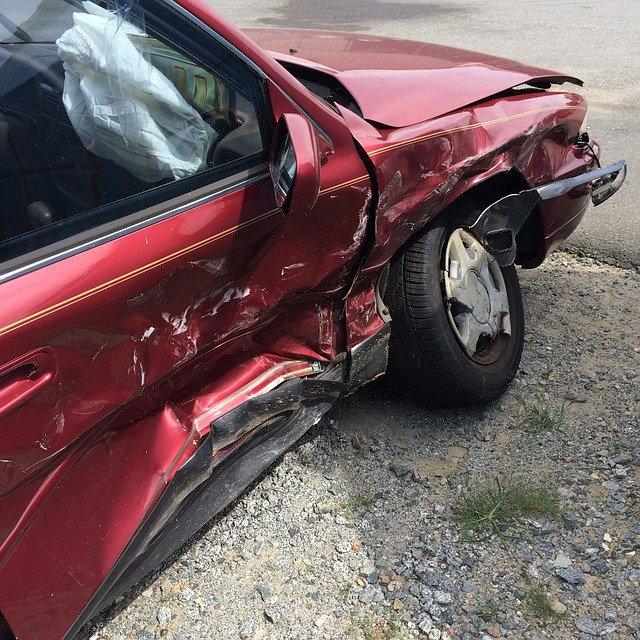 Účastník dopravní nehody
