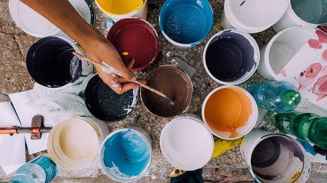 Ideální barevné kombinace po váš dům